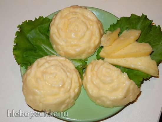 Сыр твердый (домашний)