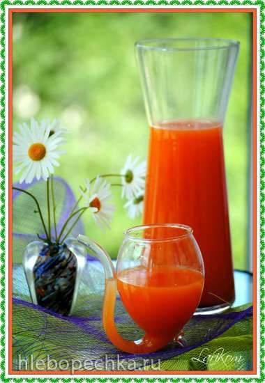 Морковный морс