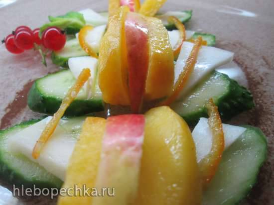 """Салат фруктовый """"Приглашение на пикник"""""""