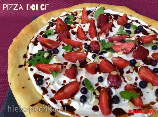 Сладкая пицца (Pizza Dolce)