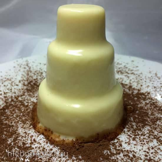 Молочный десерт с кардамоном