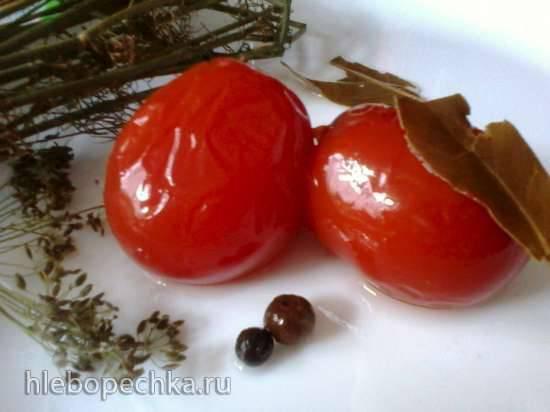 Вкусные помидоры от тети Нади