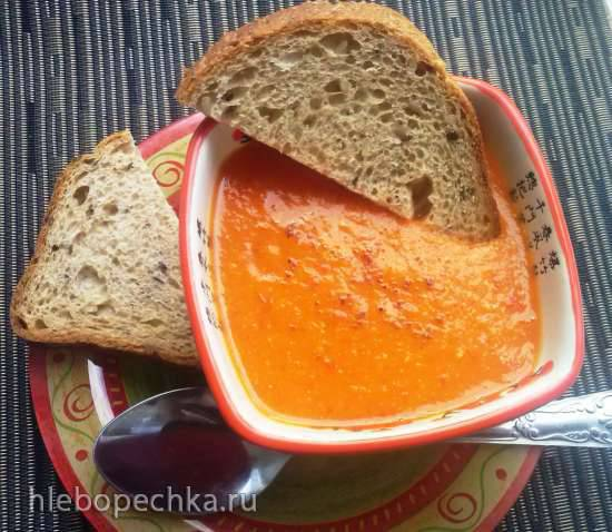 Тыквенный суп-пюре Бархат