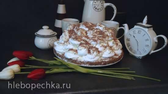 """Торт """"Воздушный замок"""""""