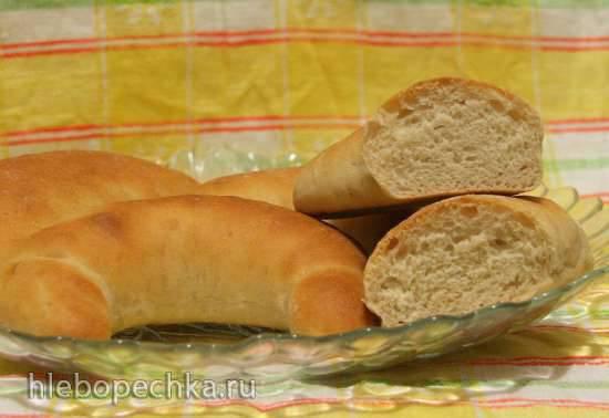 Рогалики хлебные Кунцевские