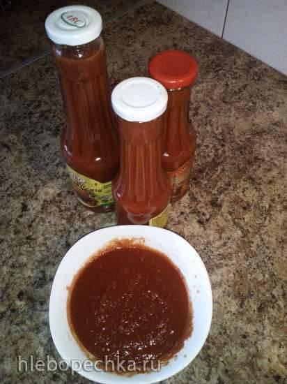 Кетчуп ароматный