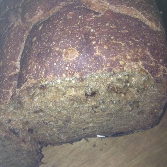 """Пшеничный хлеб по типу """"Карельского"""""""
