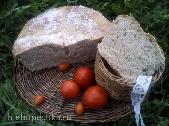 "Серый хлеб на ""забытых"" сливках"