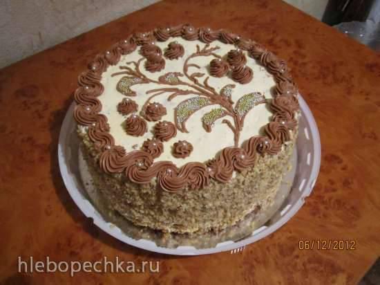 Торт Муравьиная Горка