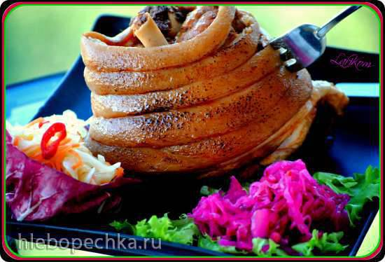 Кулинарный фломбер (газовая горелка)