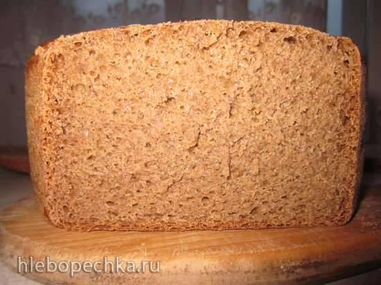 Рецепт хлеба и закваски на рассоле квашеной капусты