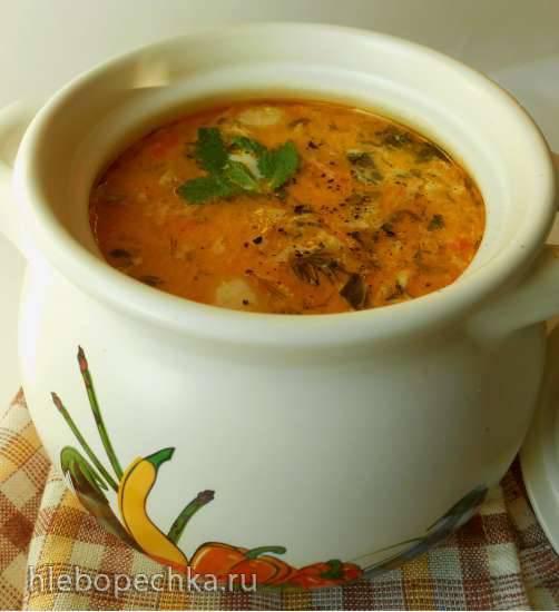 Суп Батата
