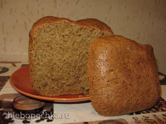Хлеб Липовый неБородинский