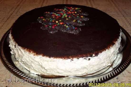 Торт Мой Генерал в пиццепечке Принцесс