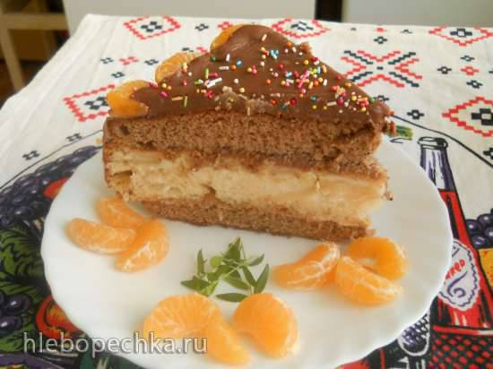 Торт ШарлОтанка