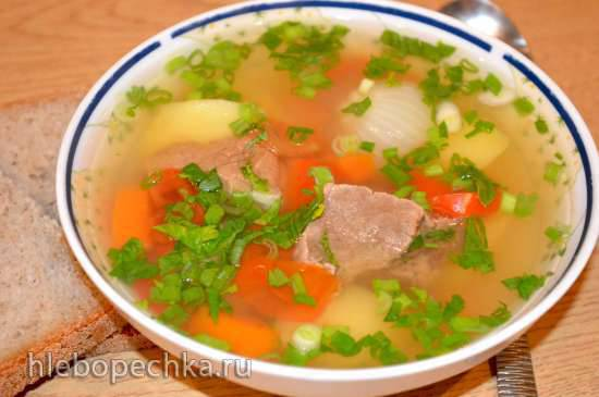 Суп тушенка (два варианта) Суп тушенка (два варианта)
