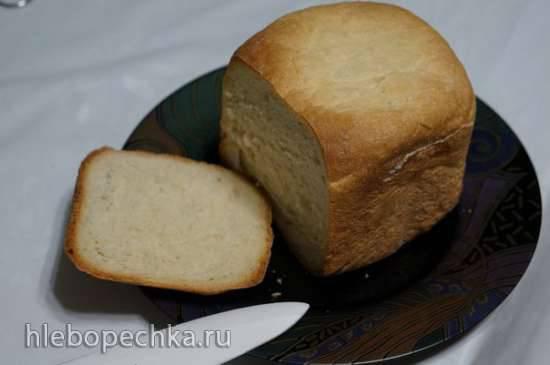 Supra BMS-150. Пшеничный хлеб
