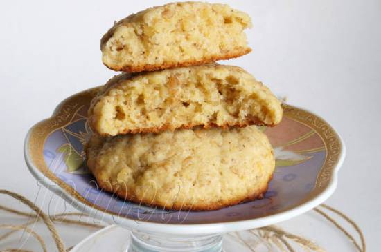 Печенье овсяное мягкое