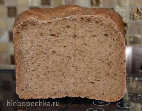 Пшенично-ржаной хлеб Московский