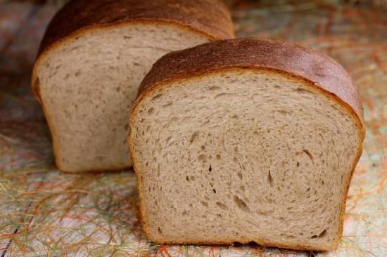 Медовый хлеб на сыворотке