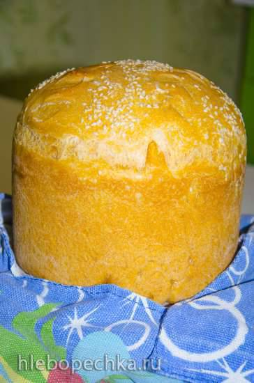Хлеб пшеничный томатный