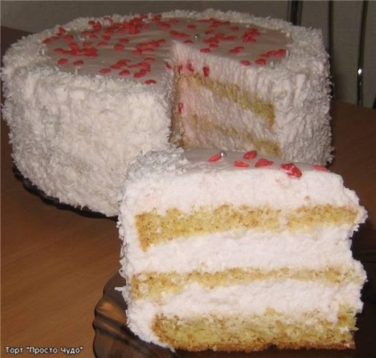 Торт Просто Чудо
