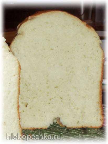 Быстрый хлеб с манной крупой в хлебопечке