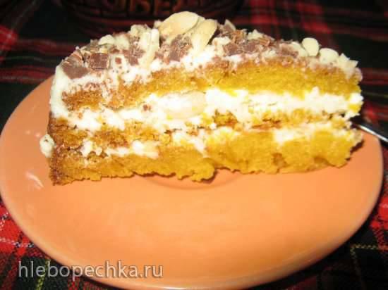 Торт Маринка