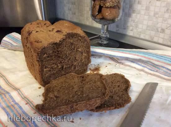 Солодовый хлеб с полбяной мукой