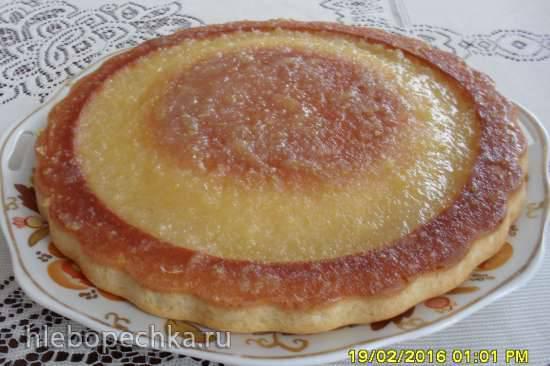 Лимонные (апельсиновые) кексы на сыворотке Кекс с цитрусовой подваркой