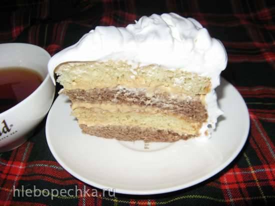 Торт Белая гора