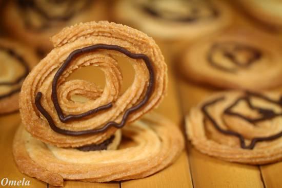 Печенье Паутинки