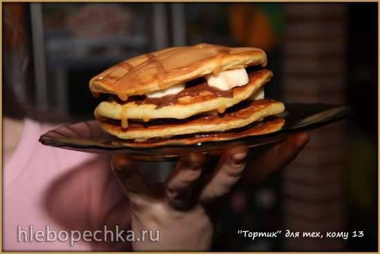 """Десерт """"Тортик"""" для тех, кому 13"""