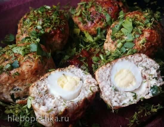 Шотландские яйца (диетические)