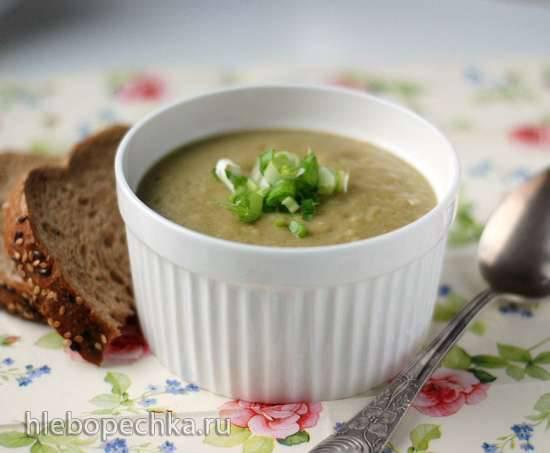 Белая сливочная фасоль с копчеными ракушками Суп из белой фасоли и брокколи в мультиварке Steba DD2