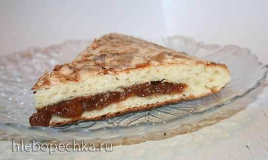 Яблочный пирог Дзяд