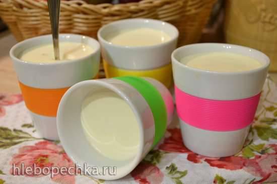 Сметана домашняя 25% жирности (йогуртница Oursson)