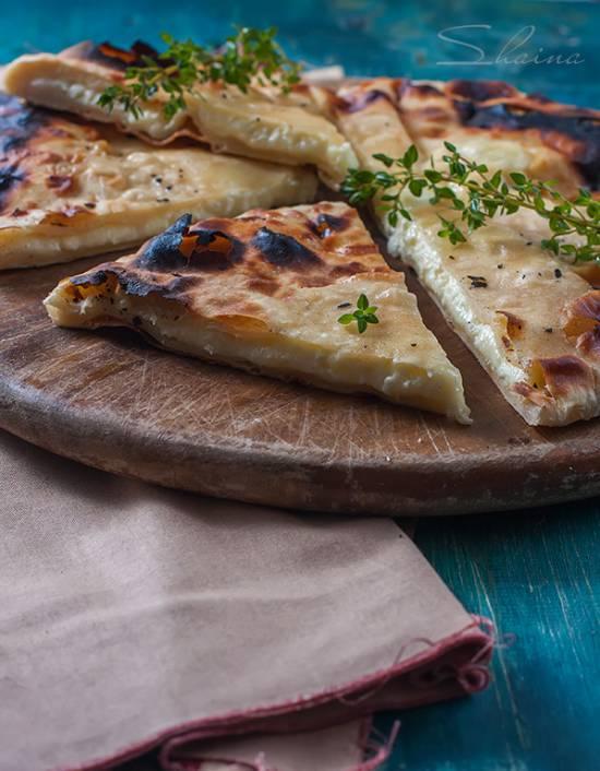 Хачапури в пиццепечке Ferrari