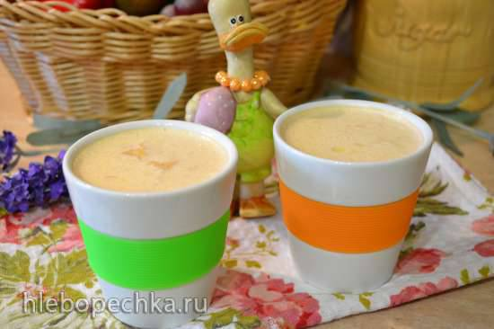 Варенец – простокваша из топленого молока (йогуртница Oursson и мультиварка Redmond RMC-01)