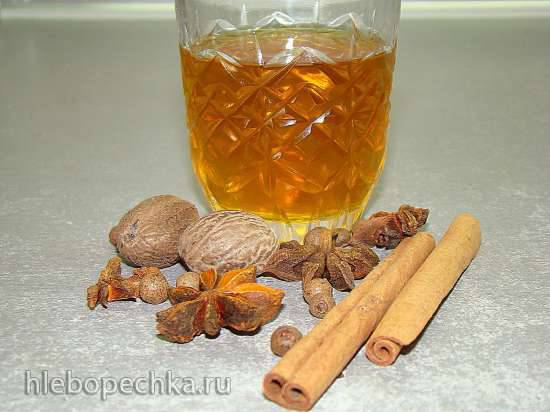 Крупник - Пряный медовый ликер сваренный дома