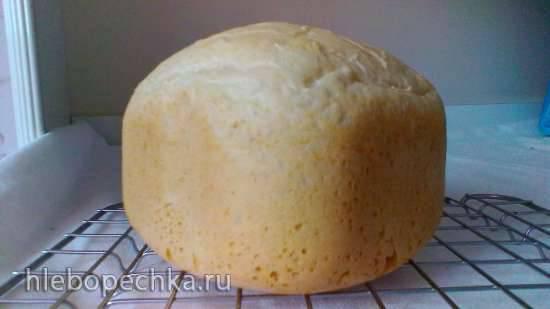 Maxwell 3752. Белый хлеб на опаре для хлебопечки