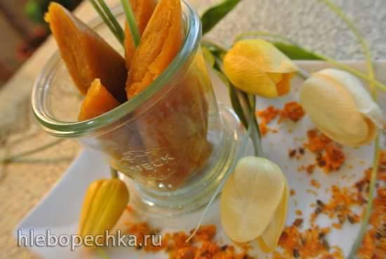 Фруктово-ягодная-овощная пастила (2)