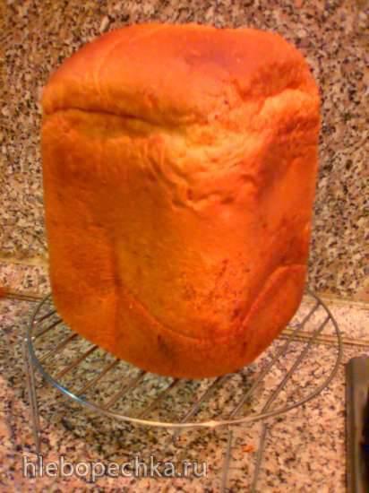 """Binatone BM-2170. Пшеничный хлеб """"Чиполлино"""" (луковый)"""