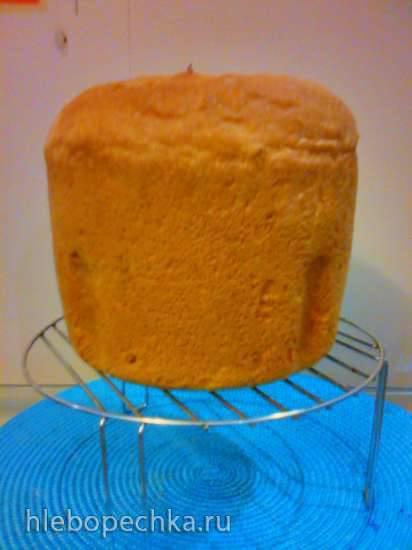 Binatone BM-2170. Сладкий пшеничный хлеб Изюминка