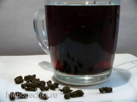 Метод закаливания листьев для чая при подготовке к ферментации Метод закаливания листьев для чая при подготовке к ферментации