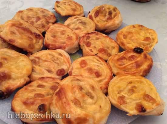 Французские булочки для завтрака