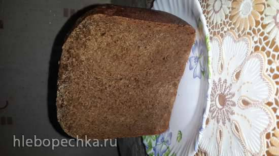 Хлеб пшенично-ржаной «а-ля  Бородинский»