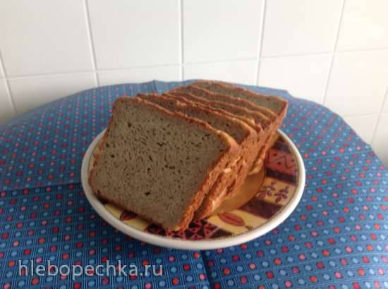 Безглютеновый безкрахмальный хлебБезглютеновый безкрахмальный хлеб