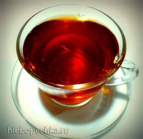 Васильковый чай Монгольский чай из березового гриба чаги