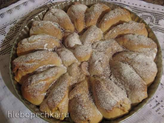 Отрывной яблочный пирог (и не только)